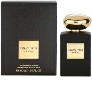 Armani Prive Oud Royal Parfumovaná voda unisex 100 ml