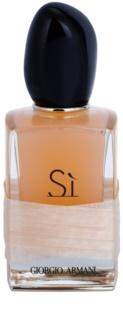 Armani Sì  Rose Signature eau de parfum per donna 50 ml