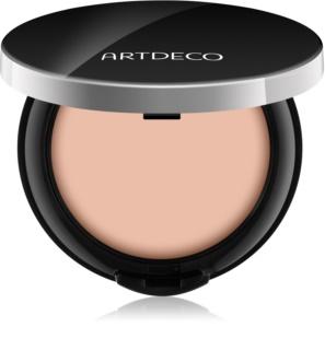 Artdeco Double Finish kremasti kompaktni puder