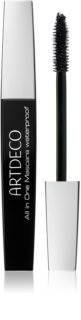 Artdeco All in One Mascara Waterproof Wimperntusche für mehr Volumen, Styling und Wimpernlifting wasserfest