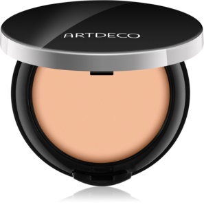 Artdeco Double Finish basa compacta cremosa