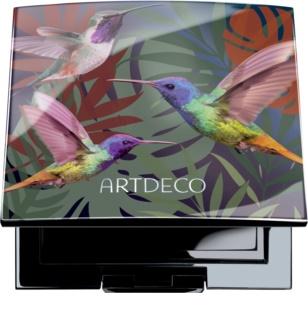 Artdeco Beauty of Nature magnetyczne pudełko na trzy cienie do powiek lub róż