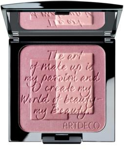 Artdeco The Art of Beauty Puder-Rouge