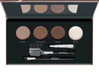 Artdeco Let's Talk About Brows Most Wanted palette per sopracciglia con tonalità di ombretto in polvere