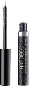 Artdeco Crystal Garden Mascara and Eyeliner With Glitter