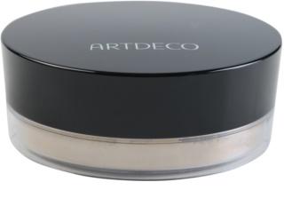 Artdeco Fixing Powder Transparenter Puder mit einem  Applikator