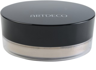 Artdeco Fixing Powder transparens púder applikátorral