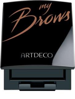Artdeco Let's Talk About Brows estuche para cosméticos decorativos