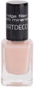 Artdeco Nail Care Lacquers relleno para uñas rugosas con minerales