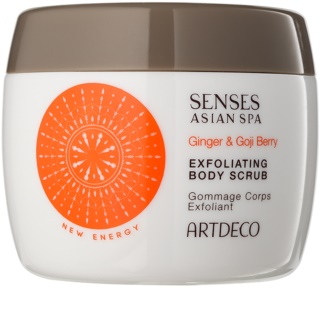 Artdeco Asian Spa New Energy revitalizační peeling na tělo