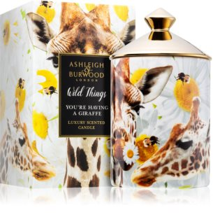 Ashleigh & Burwood London Wild Things You're Having A Giraffe dišeča sveča