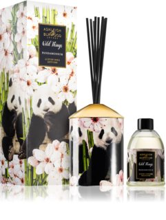 Ashleigh & Burwood London Wild Things Pandamonium aroma difuzér s náplní