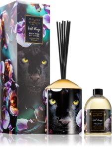 Ashleigh & Burwood London Wild Things Born With Cattitude aroma difuzér s náplní