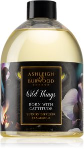 Ashleigh & Burwood London Wild Things Born With Cattitude náplň do aróma difuzérov 480 ml