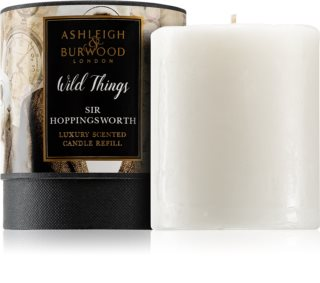 Ashleigh & Burwood London Wild Things Sir Hoppingsworth dišeča sveča  nadomestno polnilo
