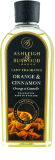 Ashleigh & Burwood London Lamp Fragrance Orange & Cinnamon recarga para lâmpadas catalizadoras 500 ml