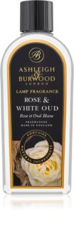 Ashleigh & Burwood London Lamp Fragrance Rose & White Oud recarga para lâmpadas catalizadoras