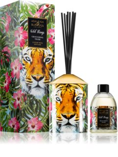 Ashleigh & Burwood London Wild Things Crouching Tiger aroma difuzér s náplní