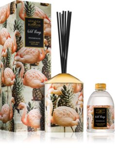 Ashleigh & Burwood London Wild Things Pinemingos Aroma Diffuser With Filling 200 ml  (Coconut & Lychee)