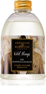 Ashleigh & Burwood London Wild Things Sir Hoppingsworth aroma diffúzor töltelék 200 ml  (Cognac & Leather)