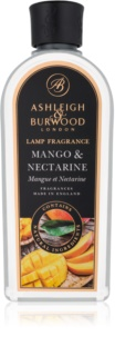 Ashleigh & Burwood London Lamp Fragrance Mango & Nectarine recarga para lâmpadas catalizadoras 500 ml