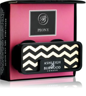 Ashleigh & Burwood London Car Peony  vůně do auta   clip