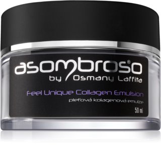 Asombroso by Osmany Laffita Feel Unique emulsão facial revitalizante