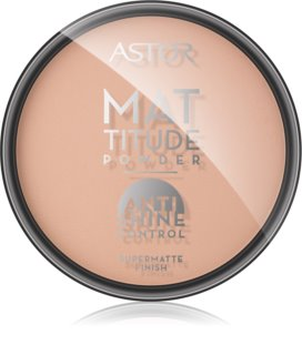 Astor Mattitude Anti Shine Mattifying Powder