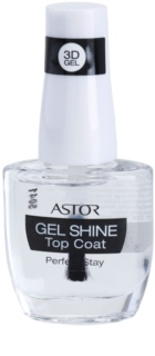 Astor Perfect Stay 3D Gel Shine Beschermende Top Coat met Glans