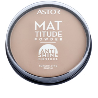 Astor Mattitude Anti Shine ματ πούδρα