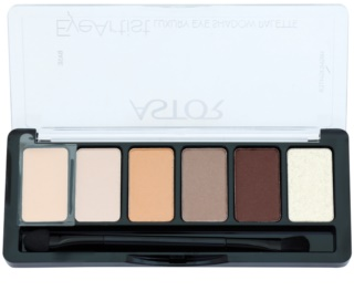 Astor Eye Artist Oogschaduw Palette  met Applicator