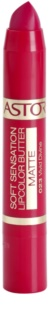 Astor Soft Sensation Lipcolor Butter Matte Lipstick
