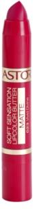 Astor Soft Sensation Lipcolor Butter Matte Lipstick