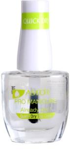 Astor Pro Manicure rýchloschnúci vrchný lak na nechty
