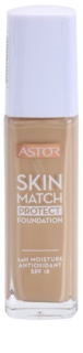 Astor Skin Match Protect Hydraterende Make-up  SPF 18