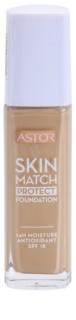 Astor Skin Match Protect podkład nawilżający SPF 18