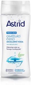 Astrid Fresh Skin osviežujúca čistiaca micelárna voda