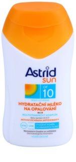 Astrid Sun hydratační mléko na opalování SPF 10