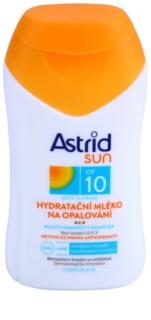 Astrid Sun хидратиращо мляко за тен SPF 10