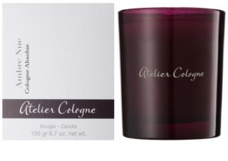 Atelier Cologne Ambre Nue Mirisna svijeća 190 g