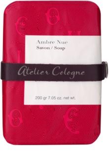 Atelier Cologne Ambre Nue parfémované mýdlo unisex 200 g
