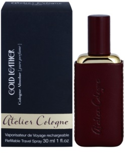 Atelier Cologne Gold Leather darilni set II.