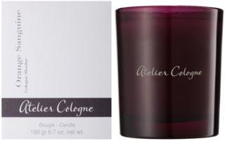 Atelier Cologne Orange Sanguine vonná svíčka 190 g