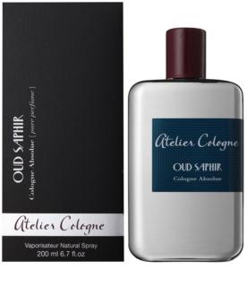 Atelier Cologne Oud Saphir parfüm unisex 200 ml