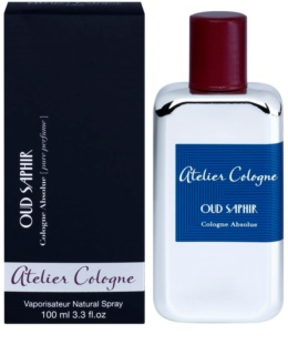 Atelier Cologne Oud Saphir parfüm unisex 100 ml