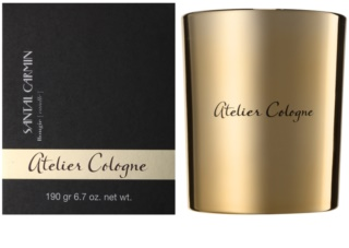 Atelier Cologne Santal Carmin ароматизована свічка  190 гр