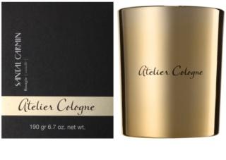 Atelier Cologne Santal Carmin illatos gyertya  190 g