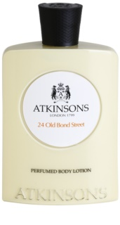 Atkinsons 24 Old Bond Street Body Lotion for Men 200 ml