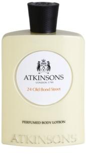 Atkinsons 24 Old Bond Street leche corporal para hombre 200 ml