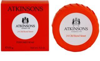 Atkinsons 24 Old Bond Street jabón perfumado para hombre 150 g